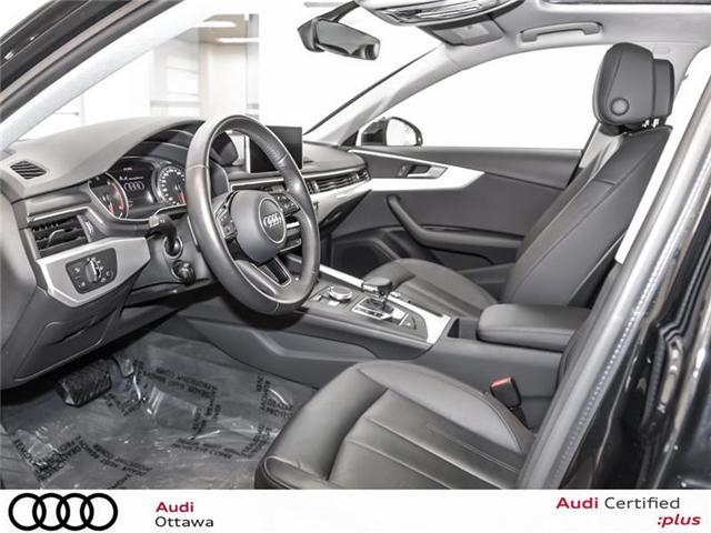 2017 Audi A4 2.0T Progressiv (Stk: PA461HT) in Ottawa - Image 15 of 22