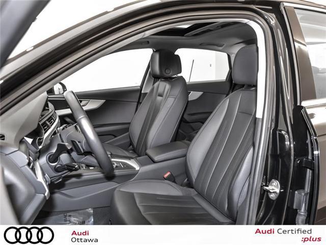 2017 Audi A4 2.0T Progressiv (Stk: PA461HT) in Ottawa - Image 16 of 22