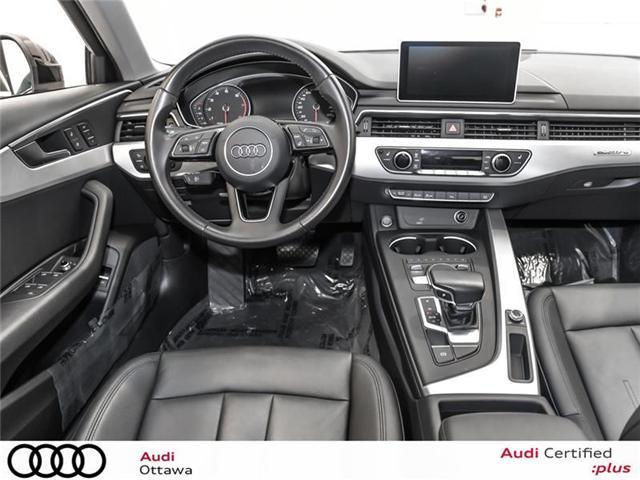 2017 Audi A4 2.0T Progressiv (Stk: PA461HT) in Ottawa - Image 17 of 22