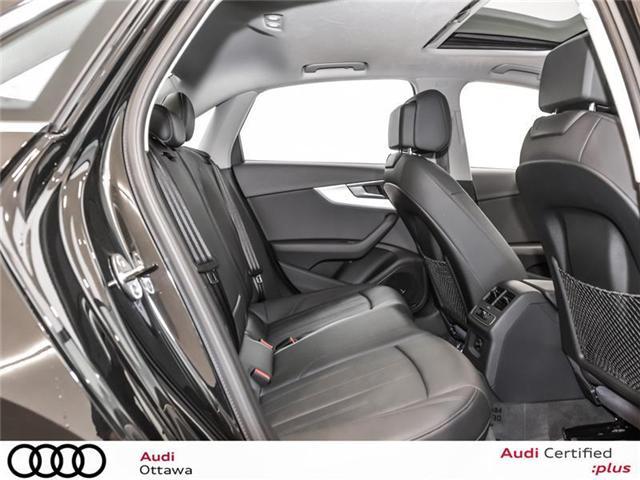2017 Audi A4 2.0T Progressiv (Stk: PA461HT) in Ottawa - Image 19 of 22