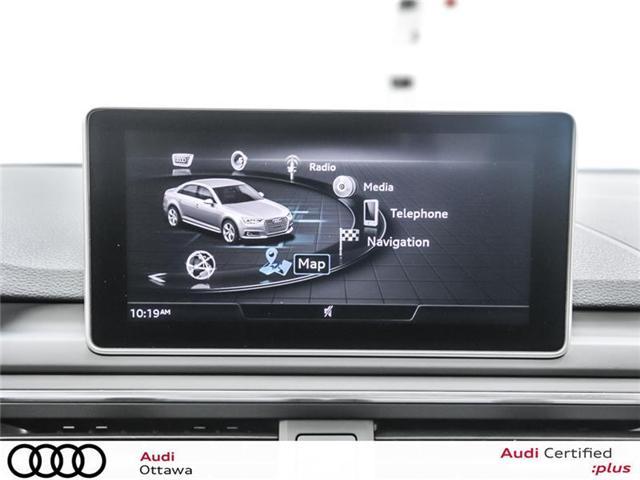 2017 Audi A4 2.0T Progressiv (Stk: PA461HT) in Ottawa - Image 22 of 22