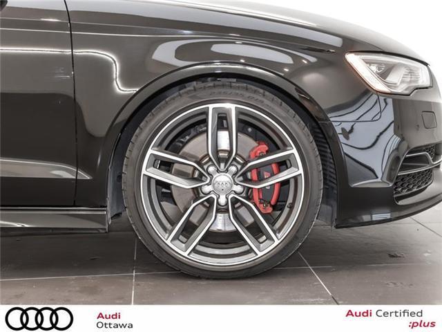 2016 Audi S3 2.0T Technik (Stk: PA465) in Ottawa - Image 9 of 22
