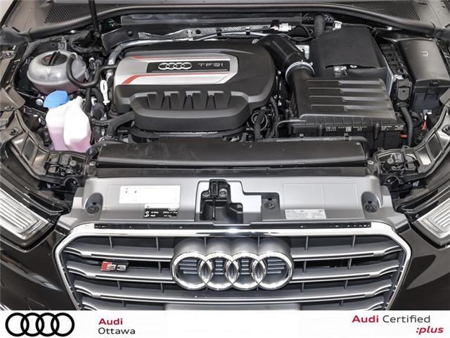 2016 Audi S3 2.0T Technik (Stk: PA465) in Ottawa - Image 11 of 22