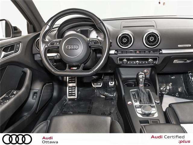 2016 Audi S3 2.0T Technik (Stk: PA465) in Ottawa - Image 16 of 22