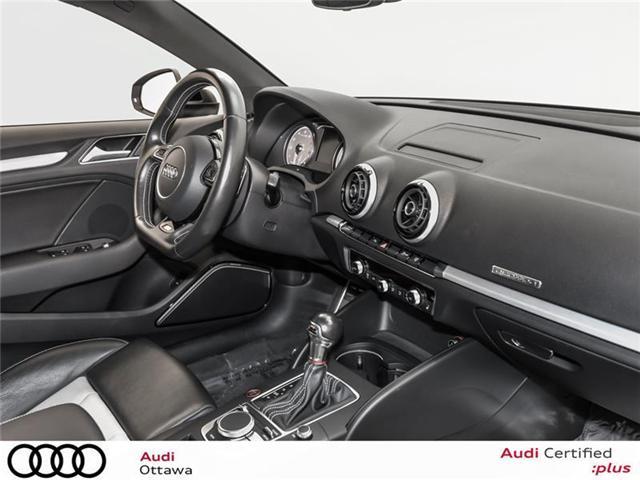 2016 Audi S3 2.0T Technik (Stk: PA465) in Ottawa - Image 17 of 22