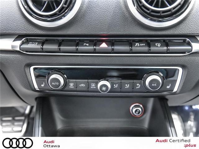 2016 Audi S3 2.0T Technik (Stk: PA465) in Ottawa - Image 20 of 22