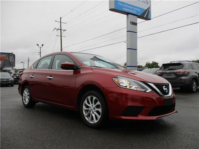 2016 Nissan Sentra 1.8 SV (Stk: 181279) in Kingston - Image 1 of 12