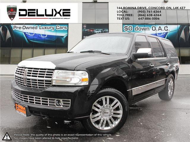 2007 Lincoln Navigator Ultimate (Stk: D0456T) in Concord - Image 1 of 16
