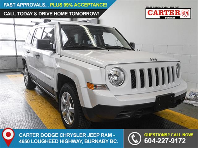 2017 Jeep Patriot Sport/North (Stk: 9-5750-1) in Burnaby - Image 1 of 21