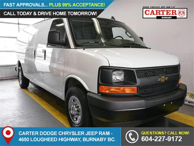 2017 Chevrolet Express 2500 1WT (Stk: 9-5955-0) in Burnaby - Image 1 of 21