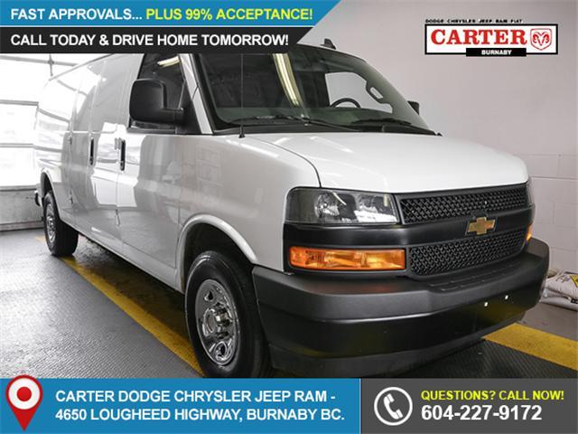 2018 Chevrolet Express 2500 Work Van (Stk: 9-5959-0) in Burnaby - Image 1 of 20