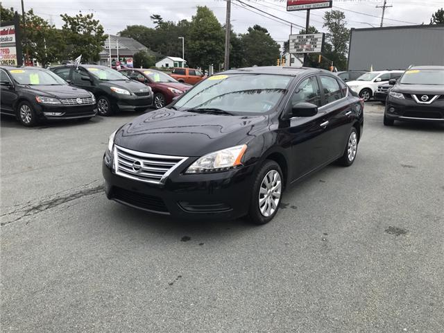 2013 Nissan Sentra 1.8 S (Stk: U51984) in Lower Sackville - Image 1 of 12