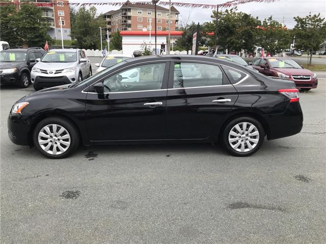 2013 Nissan Sentra 1.8 S (Stk: U51984) in Lower Sackville - Image 2 of 12