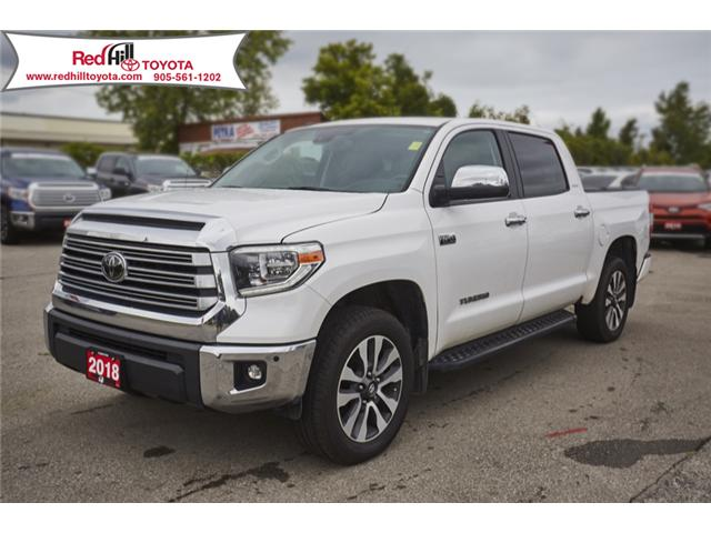 2018 Toyota Tundra Limited 5.7L V8 (Stk: 67371) in Hamilton - Image 1 of 6