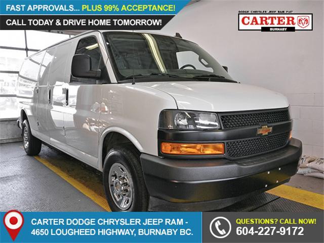 2018 Chevrolet Express 2500 Work Van (Stk: 9-5949-0) in Burnaby - Image 1 of 21