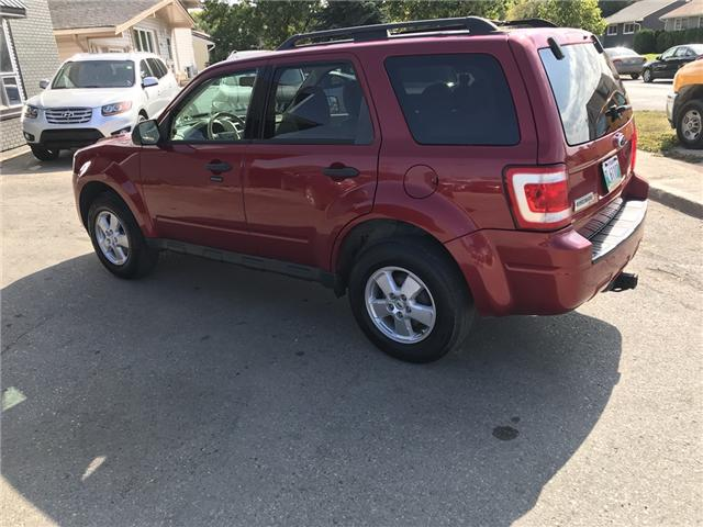 2009 Ford Escape XLT Automatic (Stk: 55) in Winnipeg - Image 2 of 11