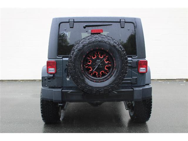 2018 Jeep Wrangler JK Unlimited Sport (Stk: L870874) in Courtenay - Image 27 of 30