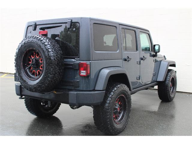 2018 Jeep Wrangler JK Unlimited Sport (Stk: L870874) in Courtenay - Image 4 of 30