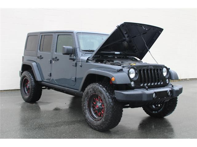 2018 Jeep Wrangler JK Unlimited Sport (Stk: L870874) in Courtenay - Image 29 of 30