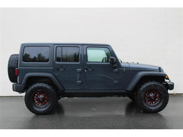 2018 Jeep Wrangler JK Unlimited Sport (Stk: L870874) in Courtenay - Image 26 of 30