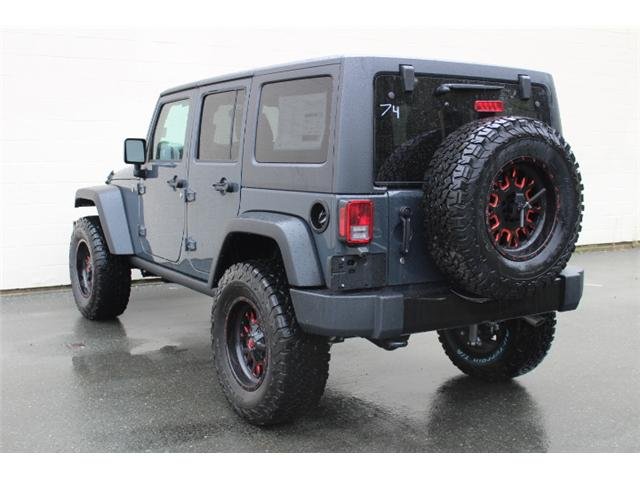 2018 Jeep Wrangler JK Unlimited Sport (Stk: L870874) in Courtenay - Image 3 of 30
