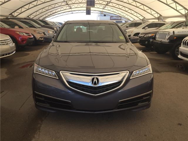 2017 Acura TLX SH-AWD (Stk: 167726) in AIRDRIE - Image 2 of 23