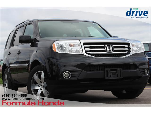 2015 Honda Pilot Touring (Stk: B10456) in Scarborough - Image 1 of 30