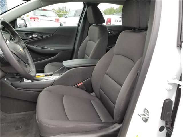 2018 Chevrolet Malibu LT (Stk: ) in Kemptville - Image 10 of 17