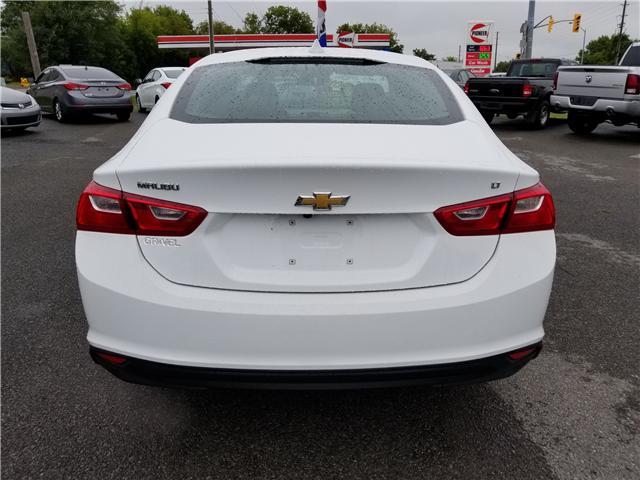 2018 Chevrolet Malibu LT (Stk: ) in Kemptville - Image 16 of 17
