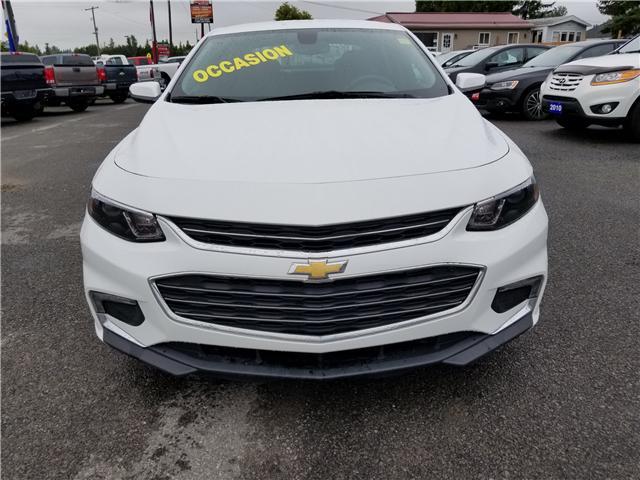 2018 Chevrolet Malibu LT (Stk: ) in Kemptville - Image 2 of 17