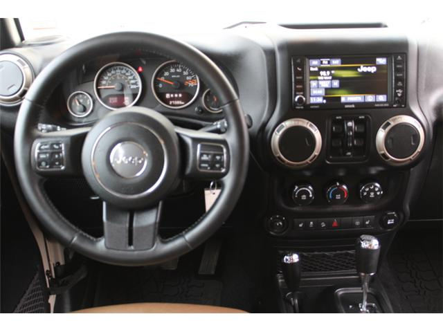 2016 Jeep Wrangler Unlimited Sahara (Stk: S290431A) in Courtenay - Image 12 of 30