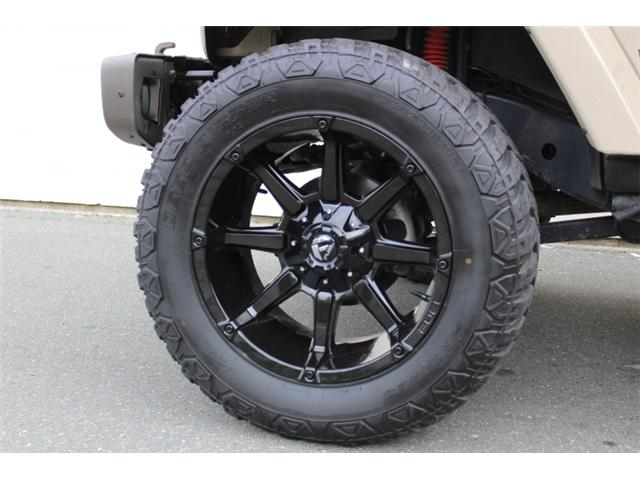 2016 Jeep Wrangler Unlimited Sahara (Stk: S290431A) in Courtenay - Image 20 of 30