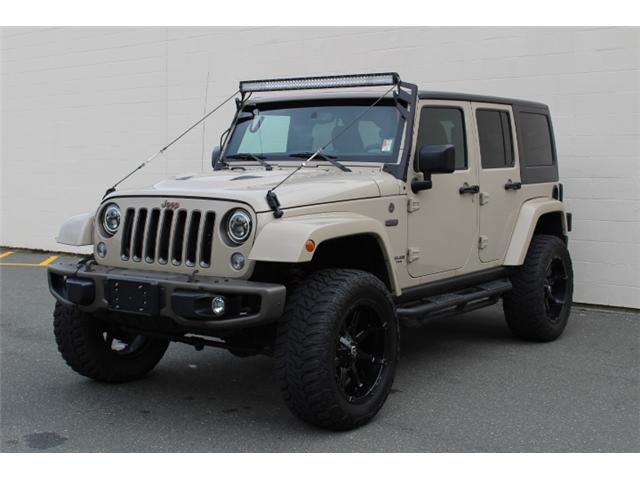 2016 Jeep Wrangler Unlimited Sahara (Stk: S290431A) in Courtenay - Image 2 of 30