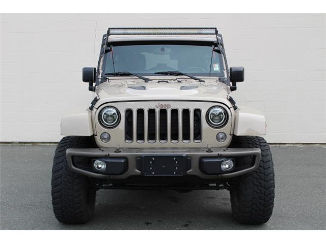 2016 Jeep Wrangler Unlimited Sahara (Stk: S290431A) in Courtenay - Image 25 of 30