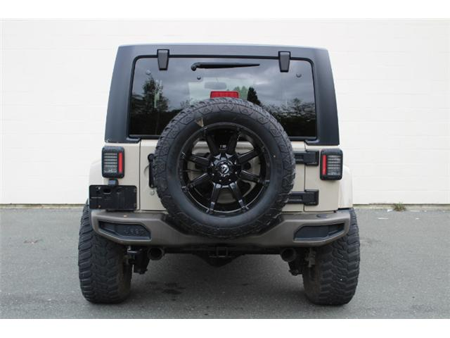 2016 Jeep Wrangler Unlimited Sahara (Stk: S290431A) in Courtenay - Image 27 of 30