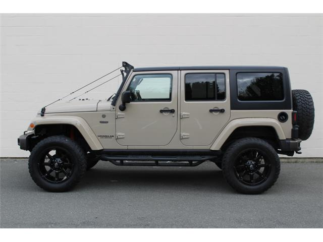 2016 Jeep Wrangler Unlimited Sahara (Stk: S290431A) in Courtenay - Image 28 of 30