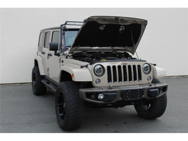 2016 Jeep Wrangler Unlimited Sahara (Stk: S290431A) in Courtenay - Image 29 of 30