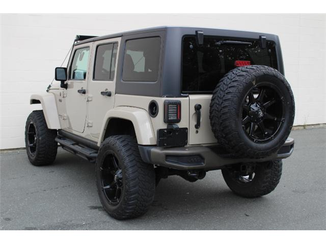 2016 Jeep Wrangler Unlimited Sahara (Stk: S290431A) in Courtenay - Image 3 of 30
