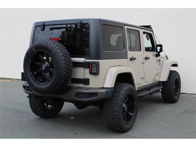 2016 Jeep Wrangler Unlimited Sahara (Stk: S290431A) in Courtenay - Image 4 of 30