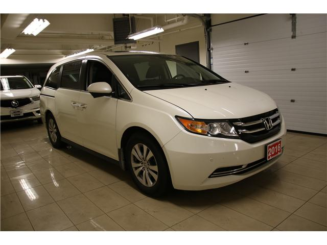 2016 honda odyssey ex l for sale in toronto honda downtown for 2016 honda odyssey ex l price