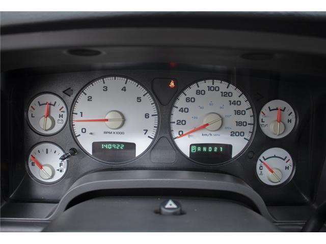 2004 Dodge Ram 1500 SLT/Laramie (Stk: J176177B) in Abbotsford - Image 23 of 25