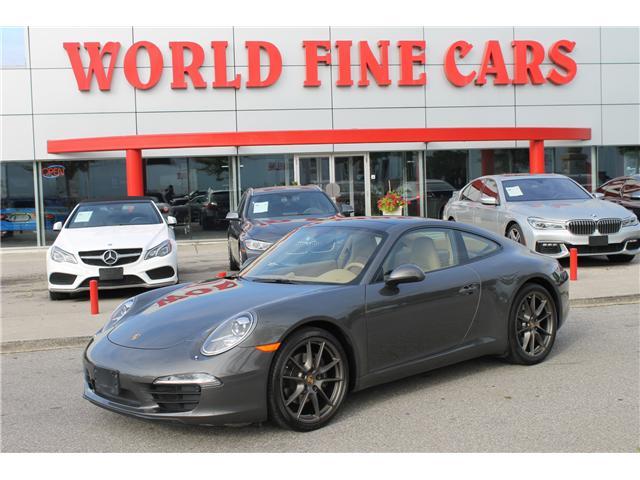 2014 Porsche 911 Carrera (Stk: 16468) in Toronto - Image 1 of 23