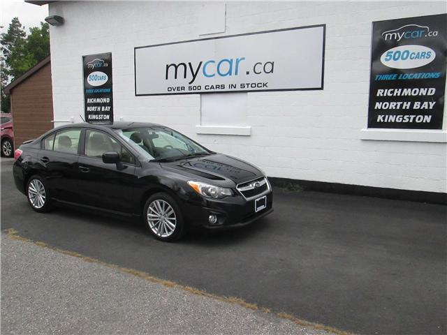 2014 Subaru Impreza 2.0i Sport Package (Stk: 181263) in Richmond - Image 2 of 14