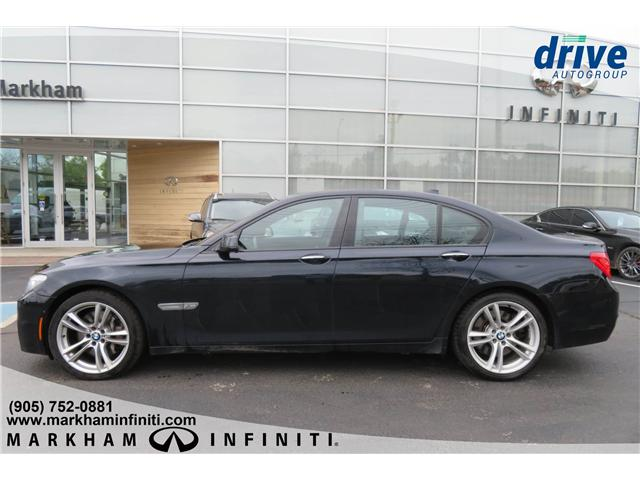 2010 BMW 750i xDrive (Stk: P2557B) in Markham - Image 2 of 28