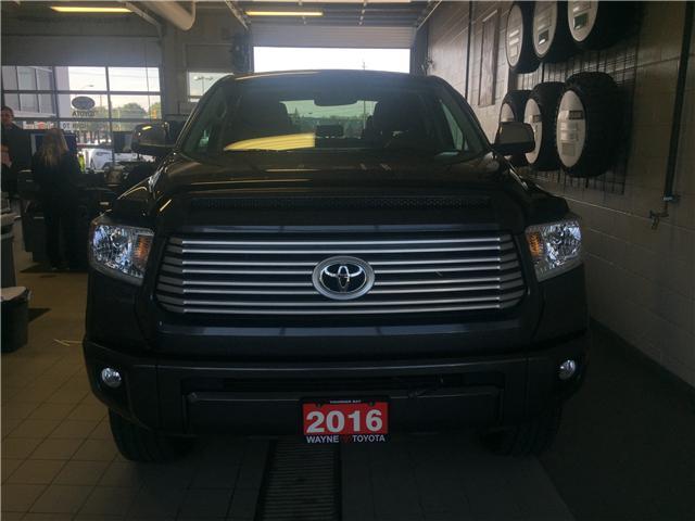 2016 Toyota Tundra Platinum 5.7L V8 (Stk: 10613) in Thunder Bay - Image 2 of 20