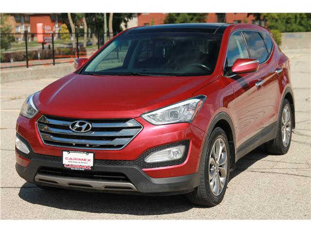 2013 Hyundai Santa Fe Sport 2.0T Limited (Stk: 1808379) in Waterloo - Image 1 of 27