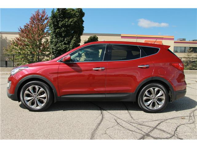 2013 Hyundai Santa Fe Sport 2.0T Limited (Stk: 1808379) in Waterloo - Image 2 of 27
