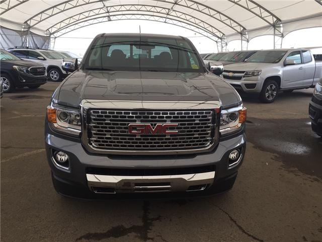 2019 GMC Canyon Denali (Stk: 167504) in AIRDRIE - Image 2 of 19