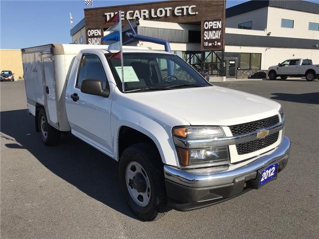2012 Chevrolet Colorado  (Stk: 18440) in Sudbury - Image 1 of 14
