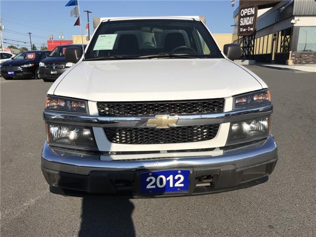 2012 Chevrolet Colorado  (Stk: 18440) in Sudbury - Image 2 of 14